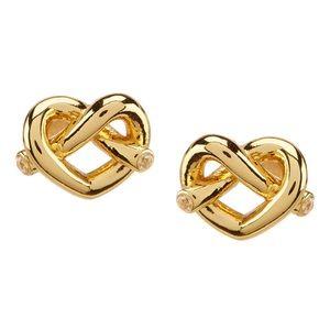 Kate Spade ♠️ NWT Loves Me Knot Stud Earrings